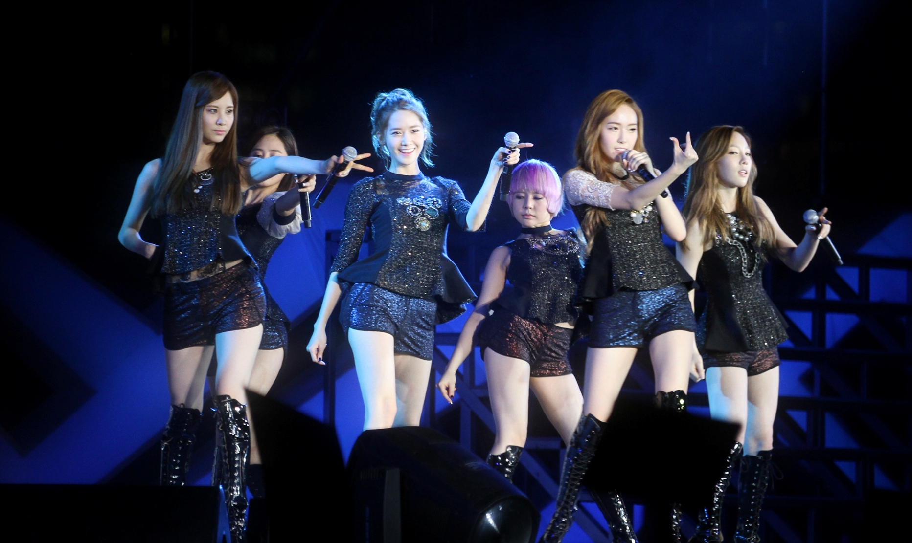 Girls Generation 2012