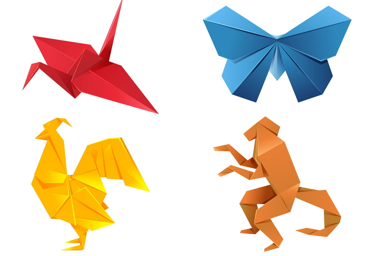 origami exemples